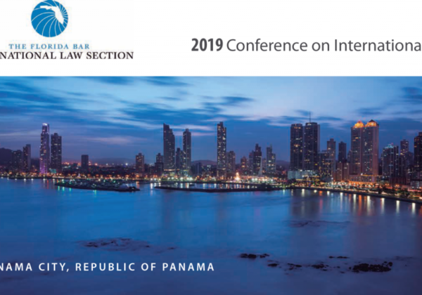 International Law conference 2019